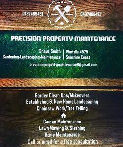 Landscape Gardener/Property Maintenance Sunnycoast Currimundi Caloundra Area Preview