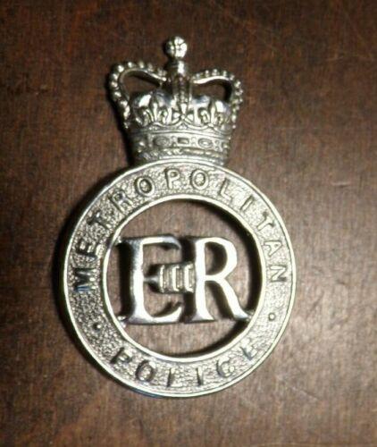 Cap Badge UK British Constabulary (Bobby) -   Metropolitan