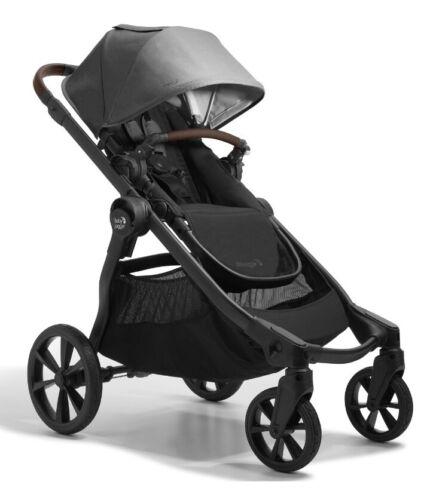 Baby Jogger City Select 2 Compact Fold All Terrain Stroller Harbor Grey NEW