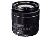 Fuji XF 18-55mm F2.8-4 R LM OIS Lens