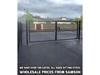 Fence- gates