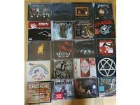 20 CD Heavy Metal Job lot