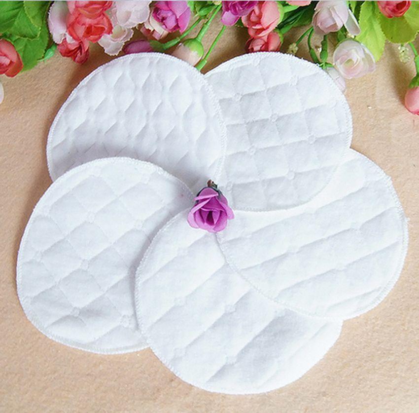 12PCS Reusable Washable Maternity Cloth Nursing Breast Soft Pads NEW ca
