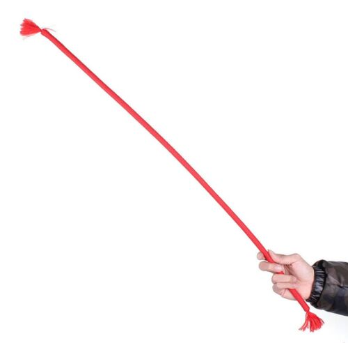Kids Party Show Street Stage Close-Up Magic Props Trick Stiff Rope Soft Tricky