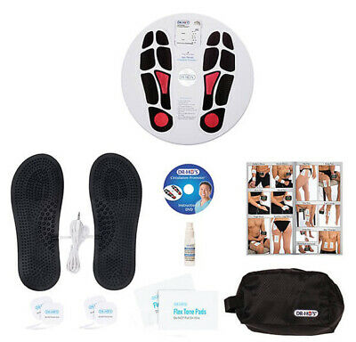 Dr-Ho's Circulation Promoter TENS & EMS Pain Therapy System Foot & Leg Massage (Promote Systems)