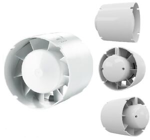 TURBO-Einschubluefter-Einschubventilator-PVC-Rohrventilator-Rohrluefter