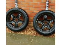 Vauxhall Insignia Genuine wheels with great tyres