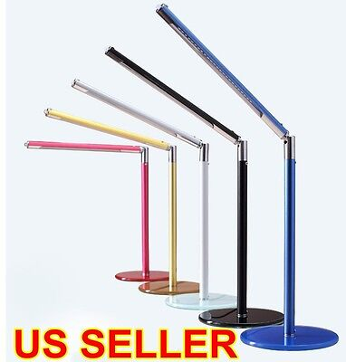 24 1 SMD Bright LED Table Desk Lamp Rotatable Study Reading
