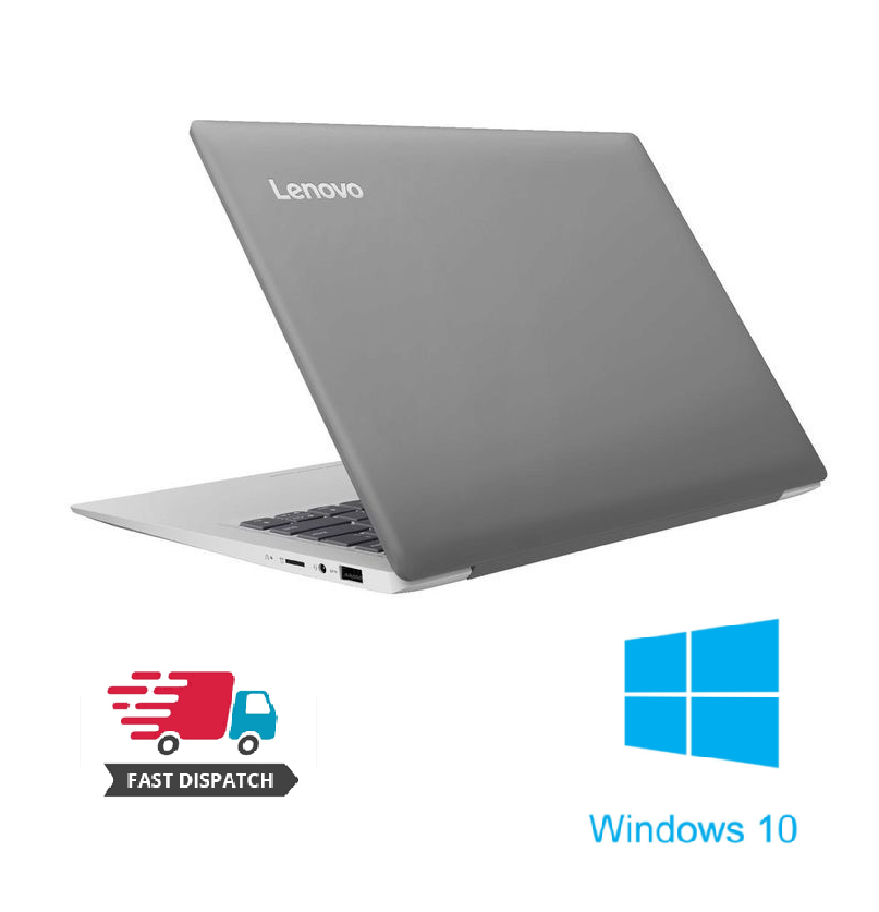 "Laptop Windows - Lenovo IdeaPad S130-14IGM - Ultraslim 14"" Laptop - HD - Windows 10-FREE POST"