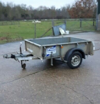 ifor williams trailer GD64