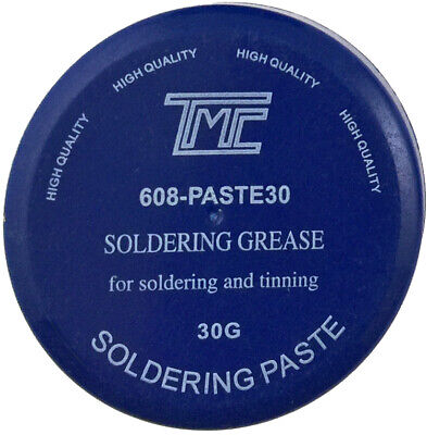 High Quality Rosin Soldering Flux Paste Grease 30g Usa Seller Free Shipping