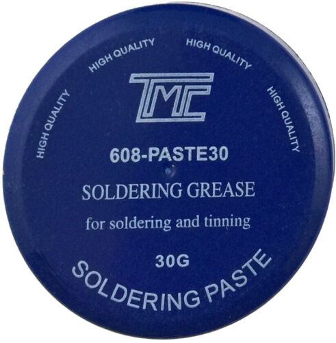 TMC High Quality Rosin Soldering Flux Paste Grease 30G, SHIPS FAST FROM USA!!!