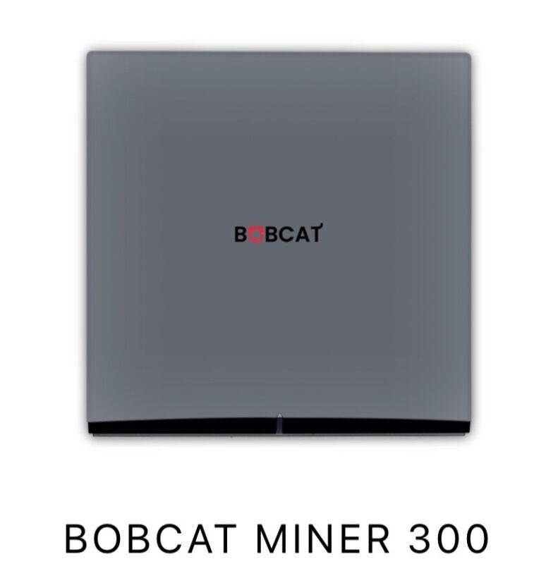 Bobcat Miner 300 Helium Hotspot for HNT - Black