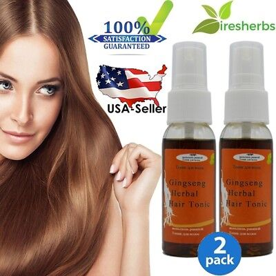 2 PCS BEST Hair Conditioner Spray CARE SOLUTION Nourishing Herbal Anti-Hair