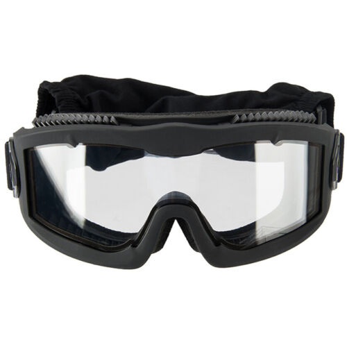 LANCER TACTICAL AIRSOFT ADJUSTABLE VENTED SAFETY GOGGLES Eye Protection Anti Fog