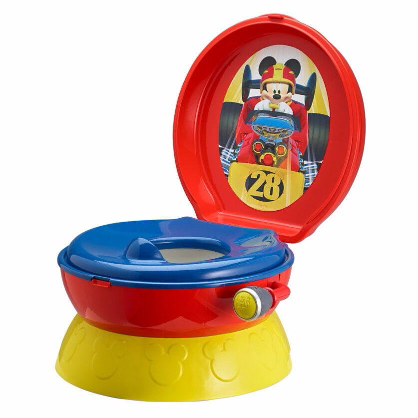 The First Years Y9909 Mickey Mouse Potty TRAINING TOILET - 3