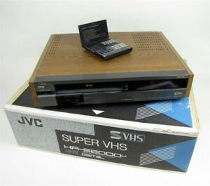 WANTED SVHS VCRS!!!