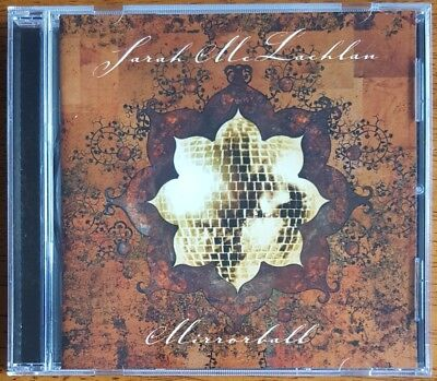 Sarah McLachlan - Mirrorball - CD - Buy 1 Item, Get 1 to 4 at 50% Off - Mirror Ball Buy