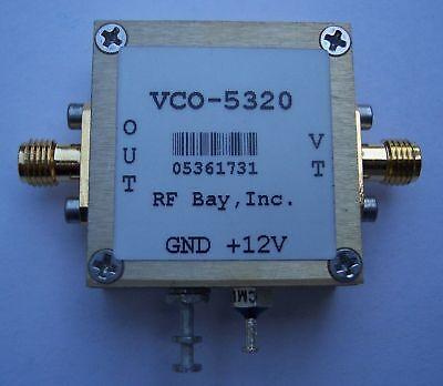 5220-5420mhz Voltage Control Oscillator Vco-5320 Sma