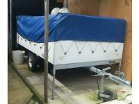 TRAILER TENT 4 BERTH