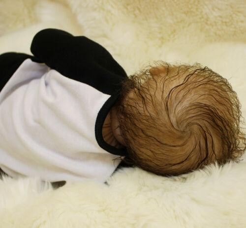 Купить haitaohui - Realistic Handmade Baby Dolls Girl Newborn Lifelike Vinyl Alive Reborn Baby Doll