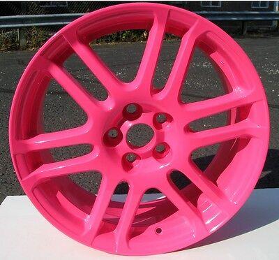 Neon Pink Powder Coating Hot Pink Powder Paint - New 1lb