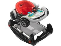 MyChild Coupe 2 In 1 Baby Walker