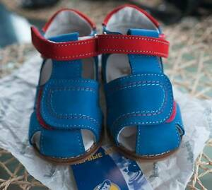 *BRAND NEW* Baby First Walker Shoes from Europe Leather Mosman Mosman Area Preview