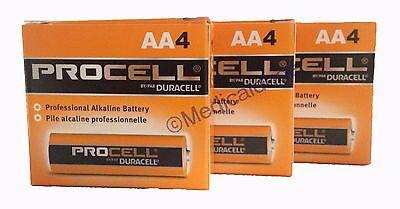 Duracell Procell PC1500 Alkaline AA Batteries 12 Batteries 3