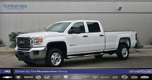 2015 GMC Sierra 2500HD WT LOW KM|4x4|REAR CAM|BLUETOOTH|