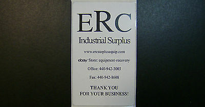 Custom Printed Rectangle Labels 1000 5 X 3 Business Roll Stickers 1-color Ink