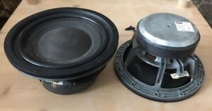 "Pair of Bowers & Wilkins Nautilus 803 Woofers 7"" B&W"
