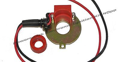 Royal Enfield Fitted with 18D2 Positive Earth Points replacement ignition kit