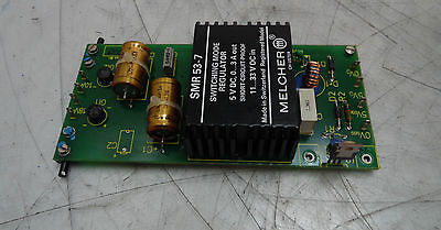 Indramat Control PC Board, # 109-468-3207-1, PSR53-7, Used,  Warranty