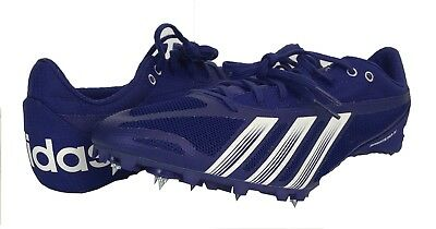 - Adidas Sprinter Star 4 M Track and Field Spike Sneakers B40815 Athletisme NEW