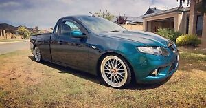 2010 FORD FALCON XR6T 50th ANNIVERSARY Canning Vale Canning Area Preview