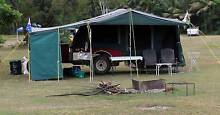 Cape York Off Road Hard Floor Trailer Redlynch Cairns City Preview