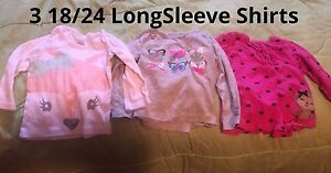 Baby Girl 18-24 Month Clothes Lot