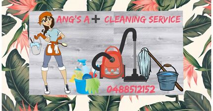 Ang's A+ Cleaning Service