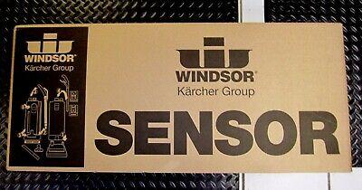 New Windsor Sensor Srs12 Commercial Upright Vacuum Cleaner Basalt Gray Msrp600