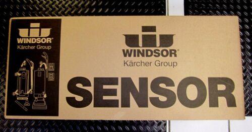 NEW Windsor Sensor SRS12 Commercial Upright Vacuum Cleaner Basalt Gray  MSRP$600