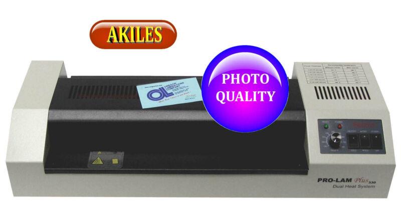 "Akiles Prolam Plus 330 13"" Pouch Laminating Machine ( New ) Laminator APLP-330"