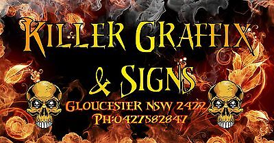 Killer Graffix And Signs