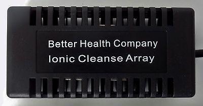 10 Ionic Foot Detox Rectangular arrays! Better Detox!  Long Lasting Steel