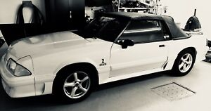 Ford Mustang GT 5.0l convertible (fox body)