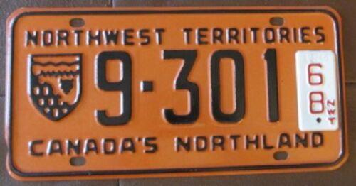 Northwest Territories 1968 CANADA