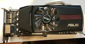 Asus AMD Radeon HD 6850 1GB 790MHz Video Graphics Card