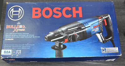 Bosch 11255vsr Bulldog Extreme 1 In. Sds-plus Rotary Hammer Drill Brand New
