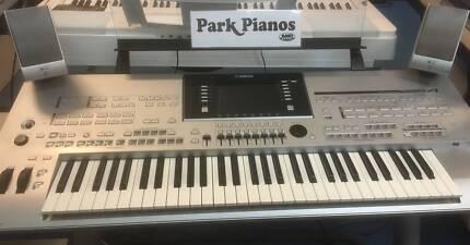Yamaha Tyros4 S/H @ Park Pianos