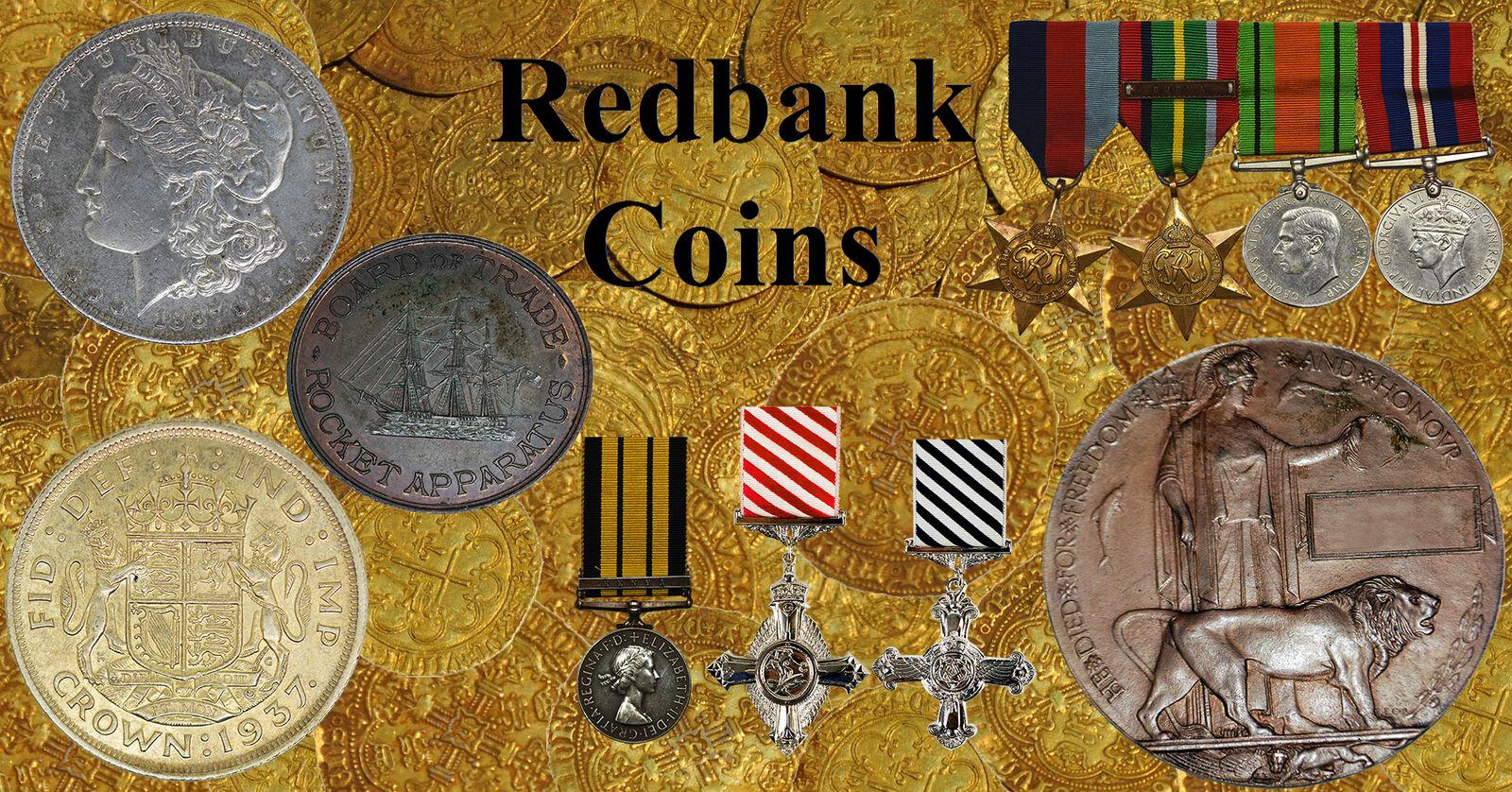 Redbank Coins